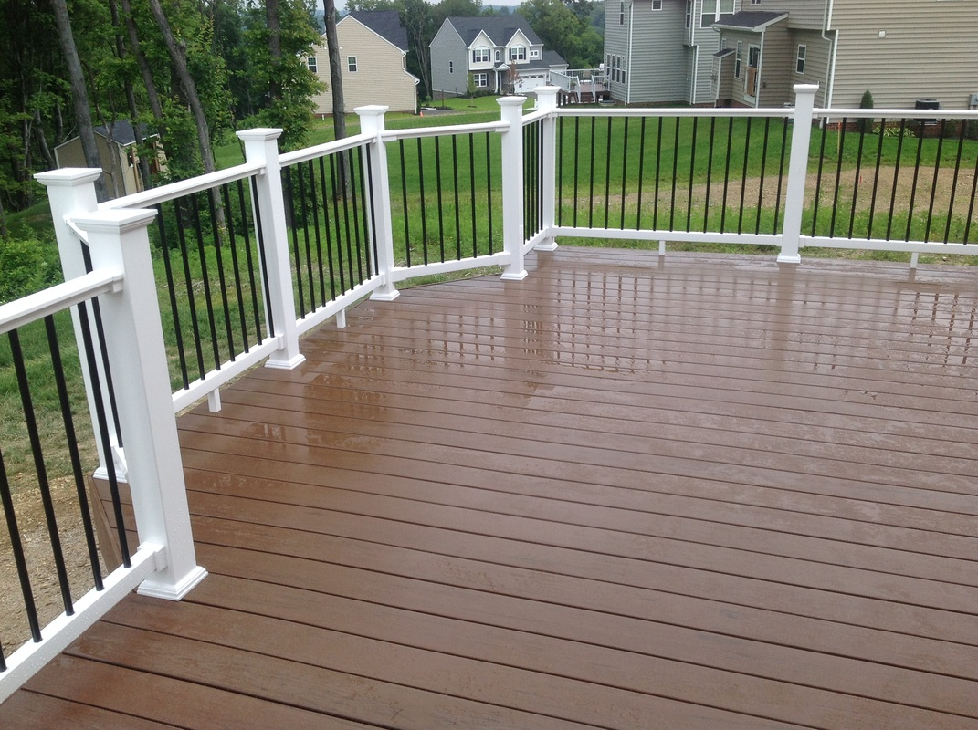 Menards composite decking prices autos post for Cheap composite decking
