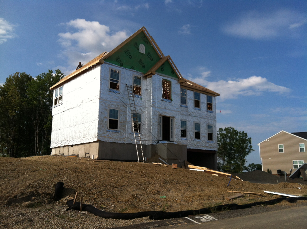 Building our ryan homes oakmont blog Oakmont home builders